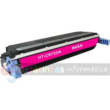 HP C9733A COMPATIBLE TÓNER MAGENTA HP 645A