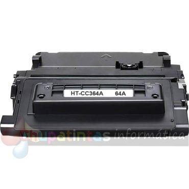 HP CC364A / HP CE390A COMPATIBLE TONER NEGRO HP 64A / HP 90A - 10.000 PÁGINAS