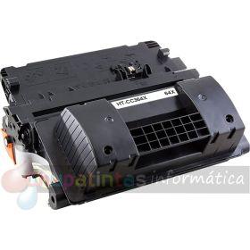 HP CC364X / HP CE390X COMPATIBLE TONER NEGRO HP 64X / HP 90X - 24.000 PÁGINAS