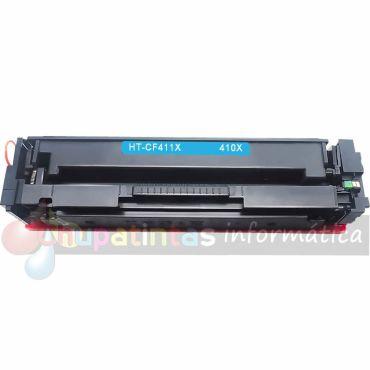 HP CF411X COMPATIBLE TÓNER CIAN HP 410X