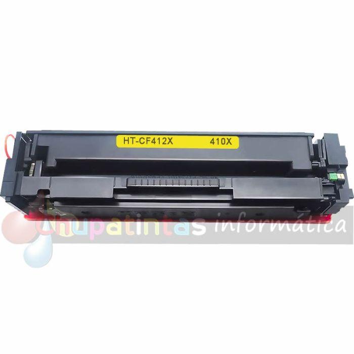 HP CF412A COMPATIBLE TÓNER AMARILLO HP 410X