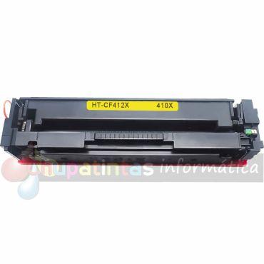 HP CF412X COMPATIBLE TÓNER AMARILLO HP 410X