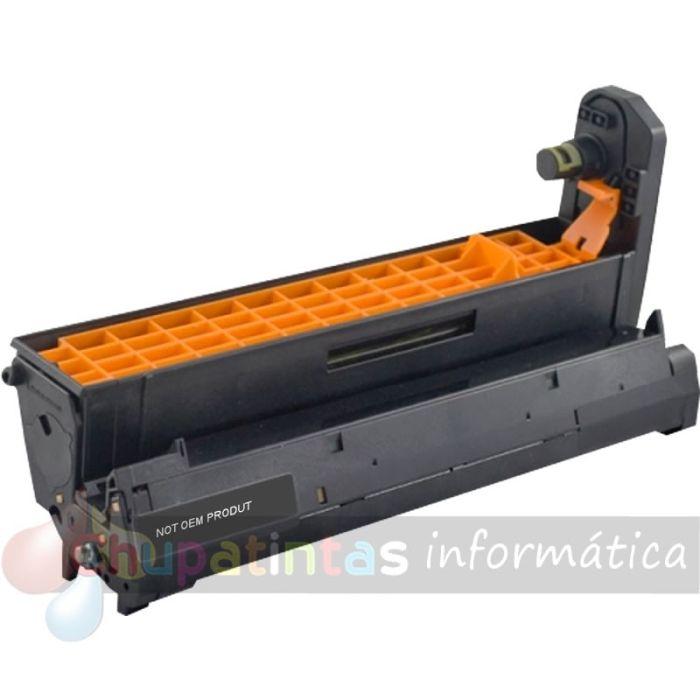 OKI C5600 / C5700 / C5800 / C5900 / C5500 / C5650 / C5750 / C5850 / C5950 / MC560 / C610 COMPATIBLE TAMBOR NEGRO