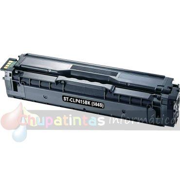 SAMSUNG CLP415/CLX4195 COMPATIBLE TONER NEGRO CLT-K504S/SU158A