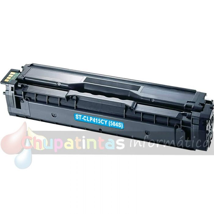 SAMSUNG CLTC504S COMPATIBLE TONER CIAN CLP415 / CLX4195
