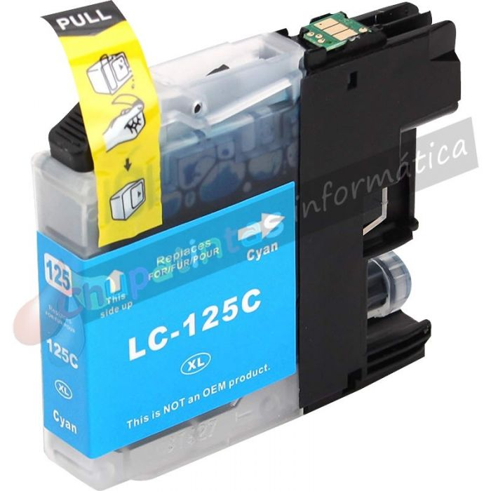 BROTHER LC125 COMPATIBLE CIAN