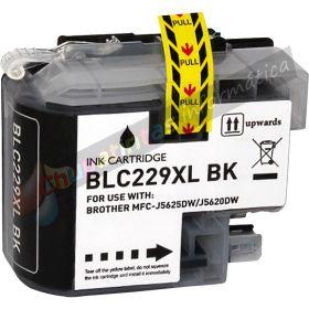 Brother LC229XL V3 Negro Cartucho de Tinta Generico - Reemplaza LC229XLBK