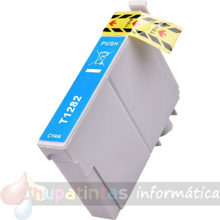 EPSON T1282 COMPATIBLE CIAN