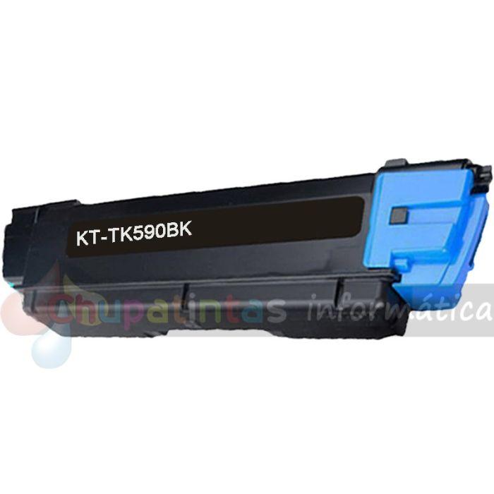 KYOCERA TK590 COMPATIBLE TÓNER NEGRO