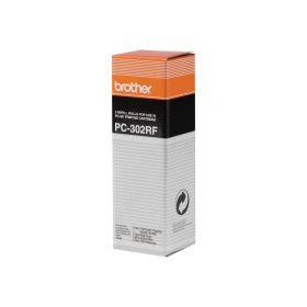 Brother PC302RF Pack de 2 Rollos de Transferencia Termica Originales